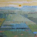 Norfolk Fieldscape - SOLD